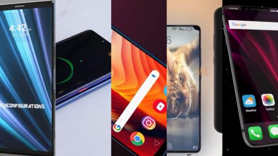 5 Smartphone Paling di Tunggu Tahun 2019