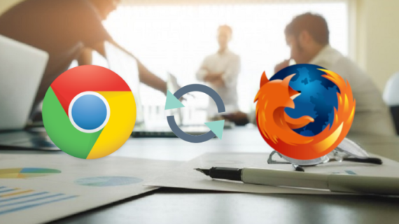 Cara Import Data Chrome ke Firefox